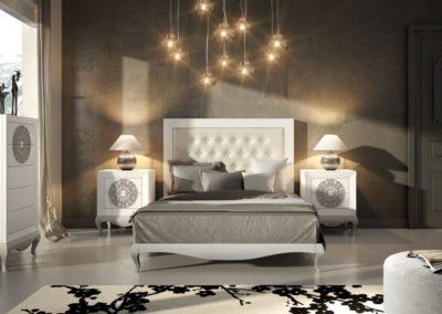 Dormitorio 02 stain mobel - 1A